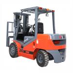 3 Ton Diesel Forklift Truck 6000mm Max Lifting Height High Capacity