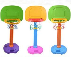 China plastic baby Toys/ Children Sports Basketball Toys Set/ Basketball Stands Outdoor Toy on sale