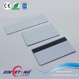 China Cartes imperméables de PVC de jet d'encre de manteau de dimension faite sur commande pour le &amp d'Epson ; Imprimantes de Canon (fabricant de la Chine) on sale
