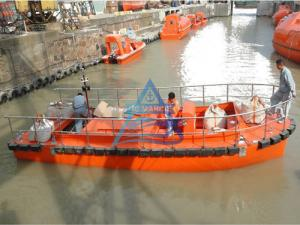 China SOLAS FRP Working Boat on sale