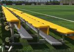 Light Weight Aluminum Stadium Bleachers Portable Outdoor Seat Color Optional