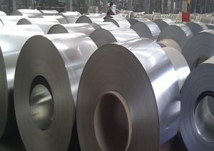 China 0.12MM - 30MM 316 Stainless Steel Strip , A36 Q235 SS400 Sheet Metal Strips on sale