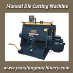 Manual Creasing and Die Cutting Machine