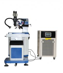 China Automatic Battery Mould Laser Welding Machine Low Noise 1024 Nm Wavelength on sale