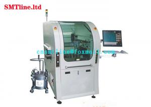 China PLC Control PCBA Selective Conformal Coating Machine Touch Screen Operation on sale