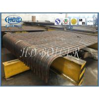 Alloy Steel Pin Type Water Wall Panels , Water Wall Tubes In Boiler For Reduce Heat Loss,High Efficient Heat Exchange