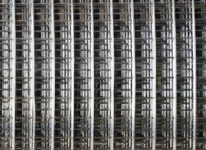 welded stainless steel wire mesh panel 4-8mm stainless polish welded ...
