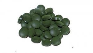 China 250mg / 500mg Organic Spirulina Tablets , Slimming Pills / Capsules on sale