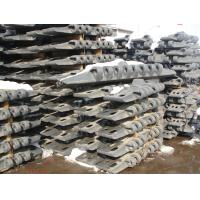 Crawler Crane Undercarriage Part Track Plate For NIPPON SHARY DH308