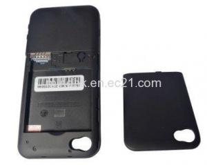 China Phone Peel Triple SIM Battery Case for Apple Iiphone 4 on sale