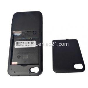 China Phone Peel Triple SIM Battery Case for Apple Iiphone 4 on sale