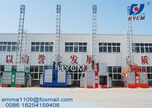 China SC Series Construction Hoist Elevator Electric Power For Residential Building on sale