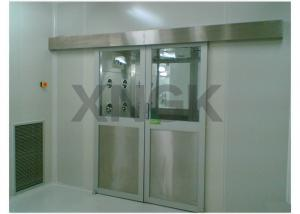 China Customized Size Clean Room Air Shower Voice Control Laminate Board Frame on sale