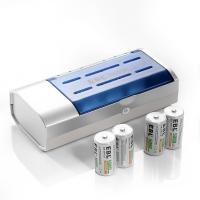 NI - MH 1.2V Rechargeable Battery Cell 5000mAh Capacity Relatively Long Life