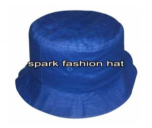 Quality Cheap cotton twill blank bucket hat for promotion for sale