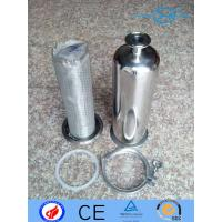 Domestic Water Filters Filter Cartridge Housing EDI System / UF System