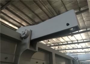 China High Accuracy System Industrial Shredder Machine , PE PP PVC Pipe Pallet Grinder Machine on sale