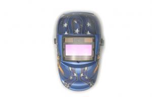 China Tig Auto Darken Welding Helmet , Vision Painting Arc Welding Helmets on sale