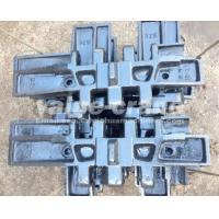 7250S crawler crane track pad,undercarriage casting track shoe