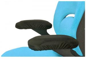 China Cushion Chair Memory Foam Arm Pads , Soft Chair Arm Pad Armrest Upgrade And Protect  Chair on sale