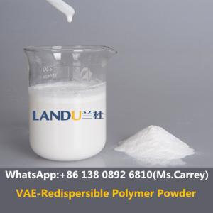 China Vinyl Acetate Ethylene Redispersible powder for construction mortar on sale