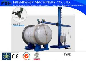 China Tank Welding Line Turning Roll And Welding Manipulator on sale