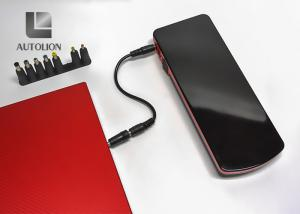 China High Capacity Car Jump Start Battery 18000mAh Mobile Charger , 3 USB Port on sale