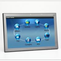 Newest Wall Flush Installation 10 Inch Android OS Industrial POE Touch Panel With GPIO RS232 RS485