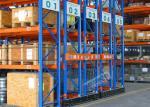 Capacidade de peso industrial automatizada mobilizada do tormento da pálete 32000 quilogramas para o armazém