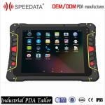 8 Inch Data Collection Terminal Android Handheld Rfid Reader Nfc Rugged Tablet Indusctrial Class