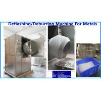 China Case Study:Deflashing/Deburring machine for zinc die-casts, magnesium alloy,NF metal, precision die-casts; on sale