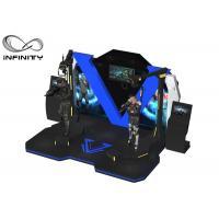 INFINITY 9D Kat Walk VR Flight Simulator Arcade Virtual Reality Shooting Game Machine