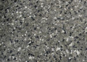 China Crystal Shining Grey Quartz Stone Countertops Sparkling Artificial Stone Slabs on sale
