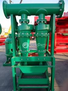 China oilfield drilling mud cleaner on sale