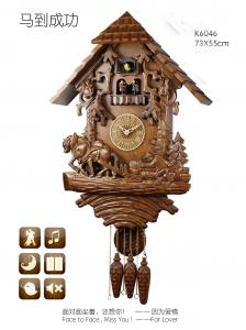 China Hekas black forest cuckoo clock on sale