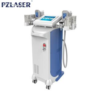 China Salon Cryolipolysis Body Slimming Machine Cellulite Reduction System No Down Time on sale