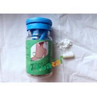 Yunnan Original 7 Days Weight Loss Pills , Natural Slimming Capsules 36 Capsules / Bottle