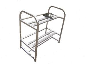 China Panasonic Small Table feeder Storage cart Rack trolley on sale
