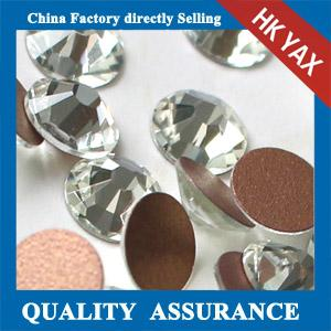 China T0520 Excellent quality strass for nails,flatback nails strass,beauty strass for nails ss6 decoration on sale