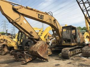 China E200B Japanese Used Cat Excavator E200B For Sale , 20 Ton Crawler Excavator Top Sale With Good Price on sale
