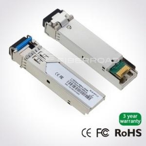 China 1.25Gb/s 40Km LC BiDi SFP Transceiver With 1310nm Tx / 1550nm Rx on sale