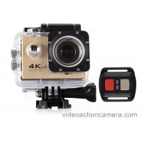 H.264 Remote Control Wifi Camera 1080P Waterproof  With 2.0 Inch Lcd