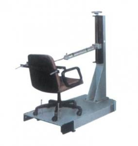 China Office Funiture Tester Back Impact Tester Chairs Backrest Durability Testing Machine on sale