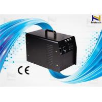 Black Color Commercial Ozone Generator / Ozone Water Purifier Ozonizer For Cleaning Mango