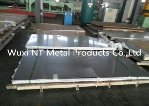 China Thin Wall JISCO 321 10mm Stainless Steel Sheet Cold Rolled 1Cr18Ni9Ti on sale