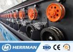 Multi - Head Aluminum Wire Drawing Machine Siemens Motor Fatigue Resistant
