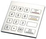 ZT592B はステンレス鋼のキーパッド/キオスク PCI Pin のパッド カスタマイズしました