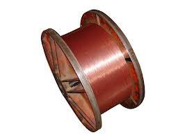 China Rustproof Annealed Steel Wire With Copper Coated , High Tensile on sale
