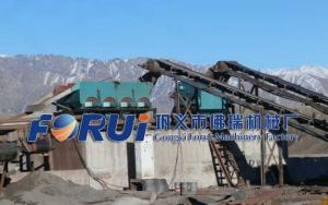 China hematite iron ore washing plant to upgrade iron ore-hematite washer-iron concentrator on sale