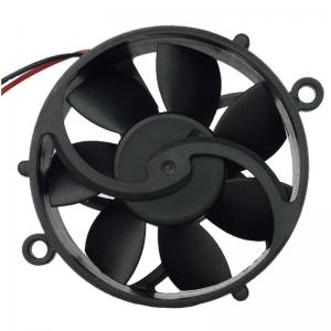 China Hydraulic Bearing Mini DC Brushless Fan 3.7/5V 6000 - 110000RPM Speed Long Lifespan on sale